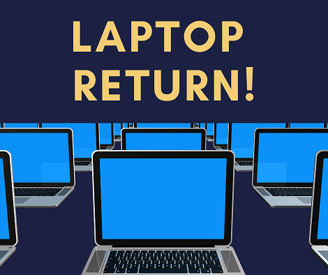 Laptop Return